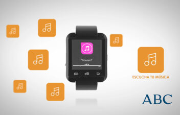 SmartWatch - Abc -  - WE ARE CP -