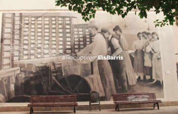 L'Hospitalet. Recuperem els barris - Aigües de Barcelona -  - WE ARE CP - Sandra Budí