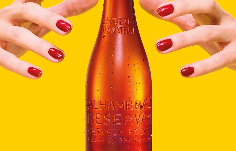 Cartelería - Cervezas Alhambra - China - WE ARE CP - Pierpaolo Ferrari