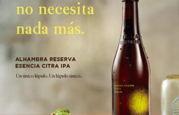 Citra IPA - Cervezas Alhambra - China - WE ARE CP - El Equipo