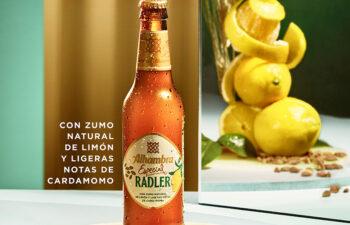 Alhambra Especial Radler - Cervezas Alhambra - China - WE ARE CP - El Equipo
