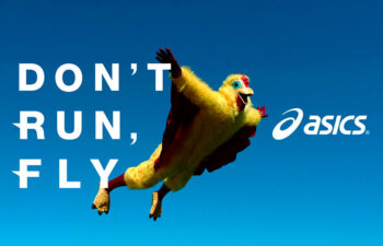 Don't Run Fly - Asics -  - WE ARE CP -