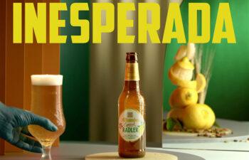 Alhambra Especial Radler - Cervezas Alhambra -  - WE ARE CP - David Díez