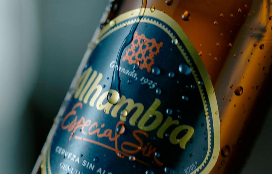 Sensaciones. Especial Sin - Cervezas Alhambra - China - Norte Estudio - Norte Estudio