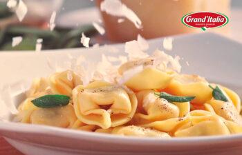 Word ook een pasta maestro! - Grand'Italia - Y&R - WE ARE CP - Toni Alba