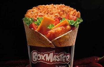 BoxMaster - KFC - China - WE ARE CP - El Equipo