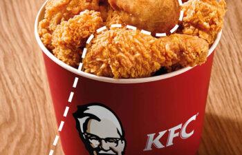 Bucket 2gether - KFC - China - WE ARE CP - El Equipo