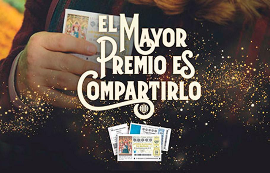 Sorteo Navidad 2018 - Loterías y Apuestas del Estado - Contrapunto BBDO - WE ARE CP - Assiah Alcazar