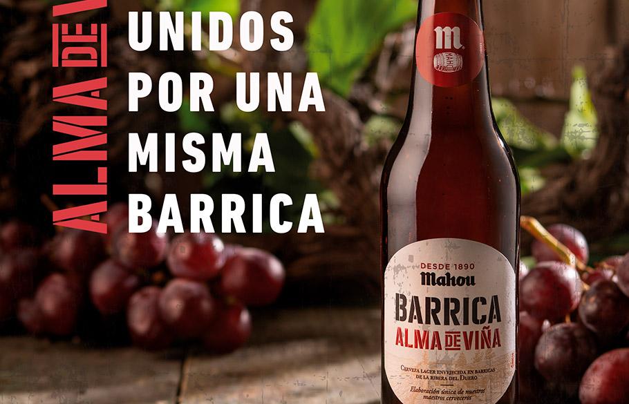Barrica - Mahou - El Ruso de Rocky - WE ARE CP - Domingo Abad / Marta Muñoz Calero