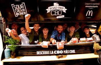 CBO Road Trip Resumen #PeñaPorEspaña - McDonald's - FCB Spain - WE ARE CP - Mario Ruiz