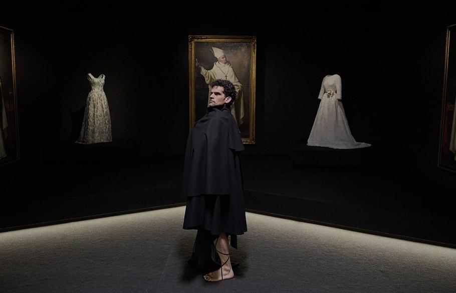 Balenciaga y la pintura española. Coreografía Antonio Najarro - Museo Thyssen-Bornemisza -  - WE ARE CP - Javier Díaz