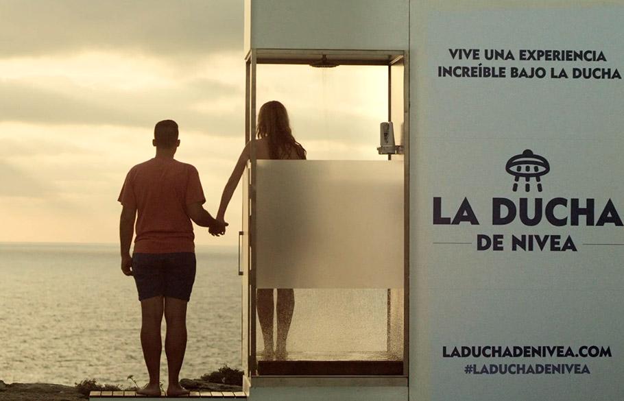 Experiencias increíbles bajo la ducha - Nivea - Leo Burnett - WE ARE CP -