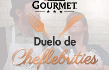 Duelo de Cheflebrities. Teaser - Purina Gourmet - Twist - WE ARE CP - Dani Castilla
