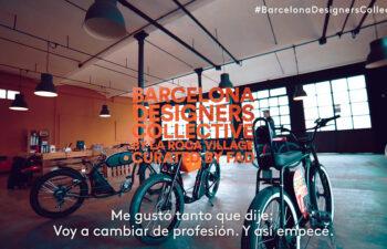 Barcelona Designers Collective. Oto Cycles BCN - La Roca Village & FAD -  - WE ARE CP - Peter Porta