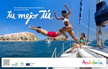 Tu mejor tú - Turismo de Andalucía - DEC BBDO - WE ARE CP - Stuart Pearce